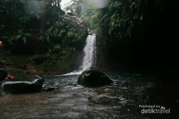 Curug Pangeran di Bogor, Jawa Barat