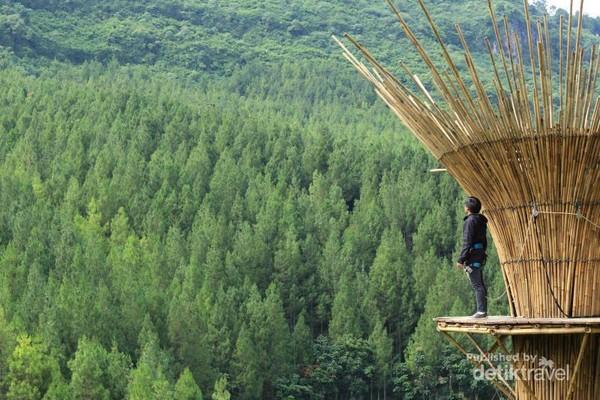 Wahana Bamboo Sky