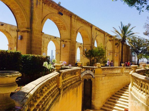 Pusat Kota Valletta