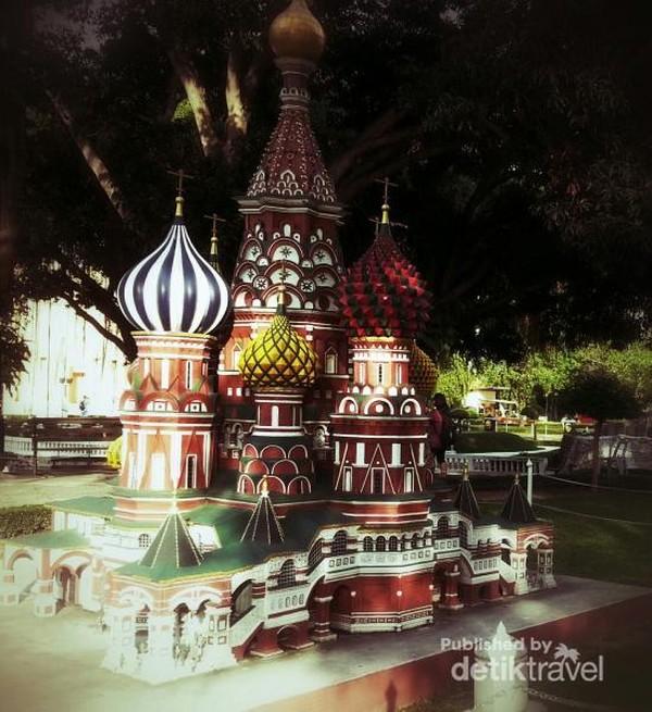 Katedral St. Basil dari Rusia