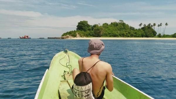 Perjalanan menuju Pulau Langala