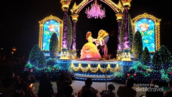 Tokoh Beauty and the beast