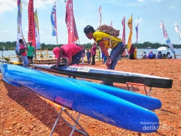 Official team kayak Malaysia