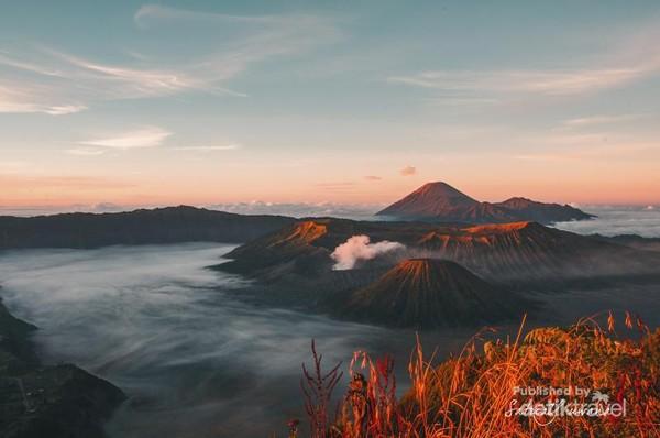 Bromo Tengger Semeru, Indonesia