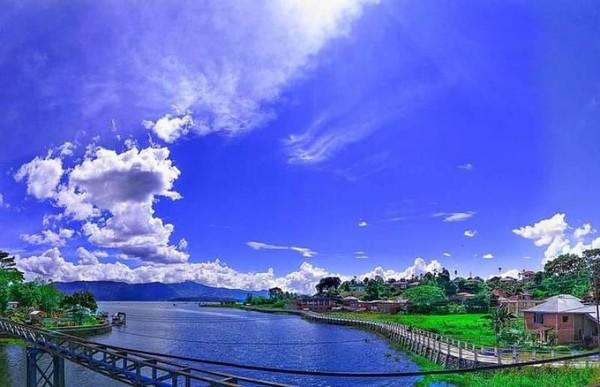 Dermaga Danau Kerinci