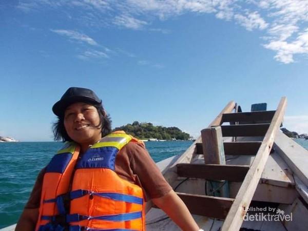 Indahnya Laut Belitung.