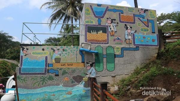Kita juga bisa mempelajari proses pengolahan air bersih disini lho