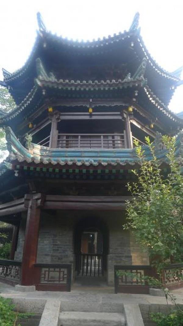 Masjid ini juga merupakan salah satu masjid tertua di China