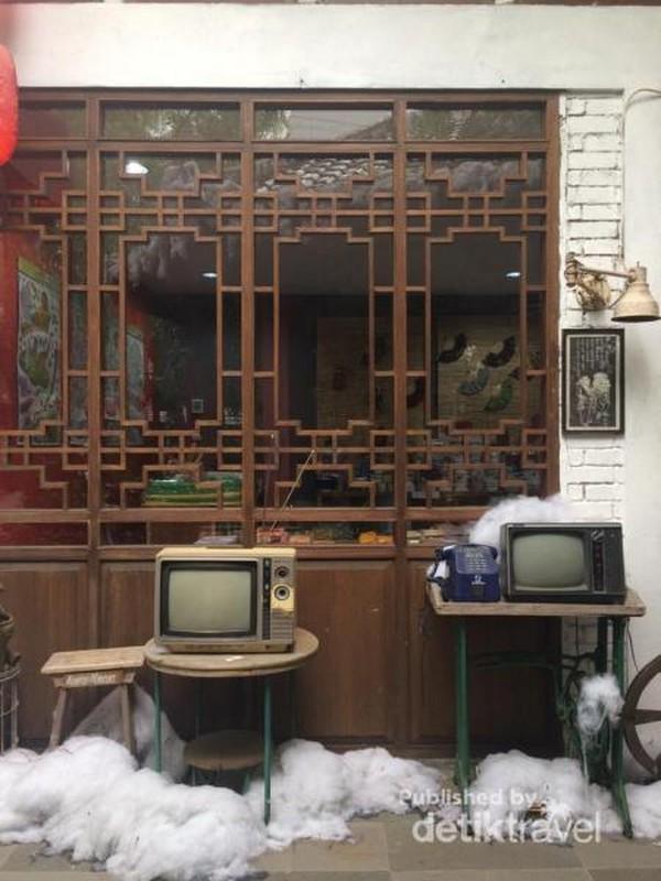 TV Tabung yang melegenda ini, merupakan spot favorit