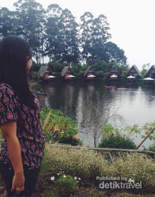 Tempat Menginap di Dusun Bambu