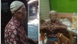 Tolong, Kakek Berbaju Batik Ini Sudah Sepekan Hilang di Sukabumi