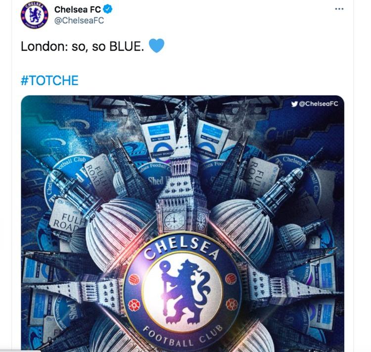 Meme Spurs Chelsea