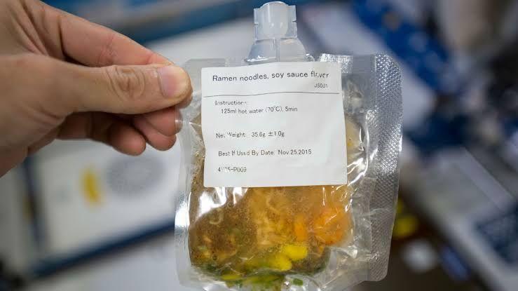 NASA Siapkan Rp 7 M Bagi  Siapapun yang Punya Ide Sajikan Makanan Untuk Astronot