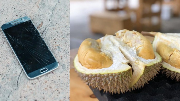 Pembeli Durian Marah Sampai Balikkan Meja, Didenda Rp 31 Juta!