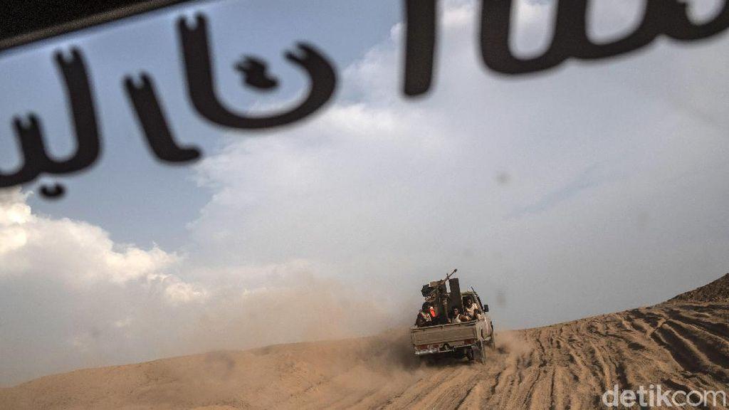 AS Jatuhkan Sanksi pada 2 Pimpinan Houthi di Yaman