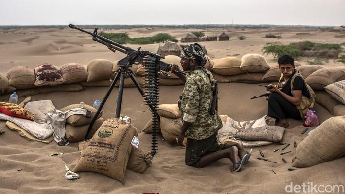 Operasi militer pimpinan Arab Saudi melawan pemberontak Houthi di Yaman telah terjadi lebih dari enam tahun terakhir.