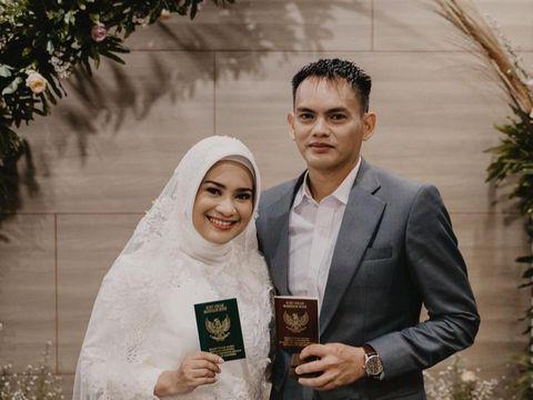 Pernikahan Ikke Nurjanah dan Karlie Fu