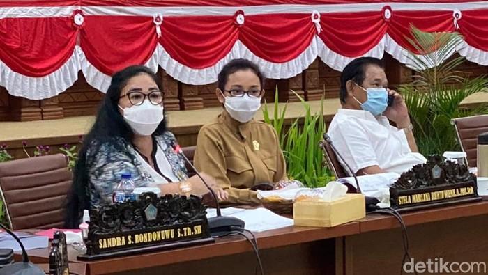 Sidang BK DPRD Sulut (Trisni Mais/detikcom).