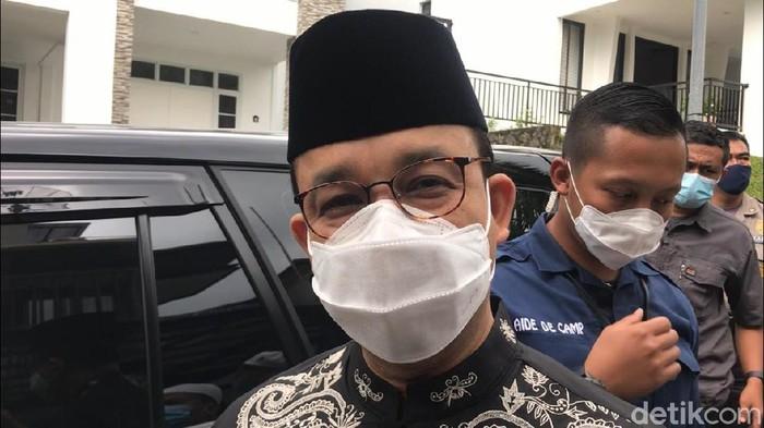 Gubernur DKI Jakarta (Ashri Fathan/detikcom)