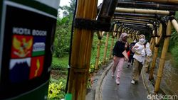 Masih Pandemi, Kampung Tematik Mulyaharja Terapkan Protokol Kesehatan