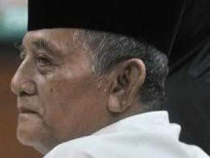 KH Atabik Ali wafat, Sabtu (6/2/2021).