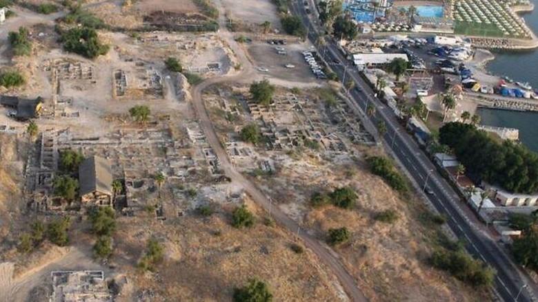 Masjid yang Diyakini Dibangun Sahabat Nabi Muhammad SAW Ditemukan di Israel