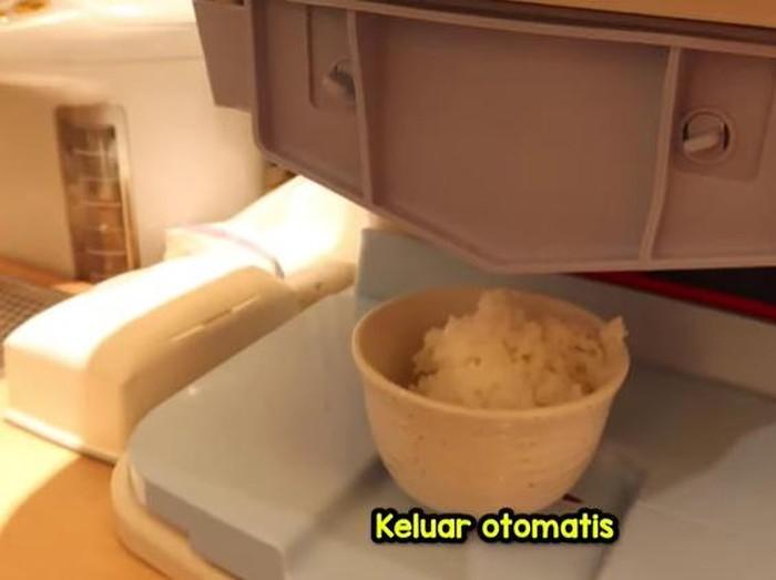 mesin canggih penambah nasi otomatis