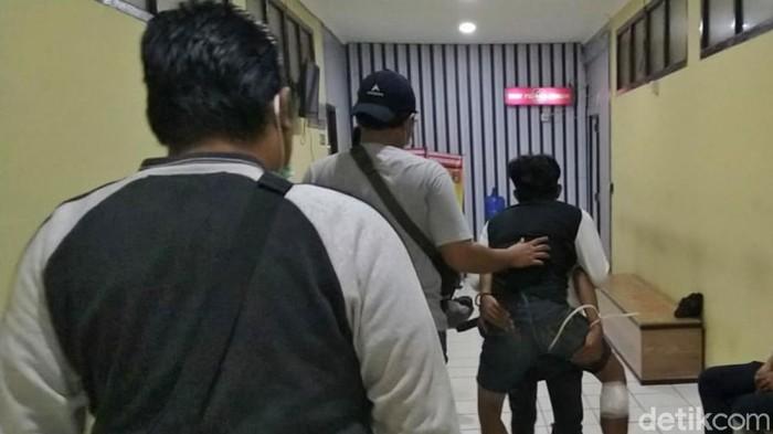 Polisi tangkap 4 pelaku penodongan di Jembatan Ampera, Sumatera Selatan