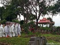 Jabar Banten Hari Ini: 196 Jenazah di TPU Cikadut Dipindah dan Pejabat Dinkes Dipecat