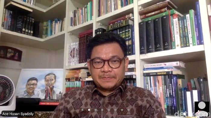 Wakil Ketua Komisi VIII DPR Ace Hasan Syadzily Minta Anak-Ibu-Lansia Korban Gempa Sulbar Diprioritaskan