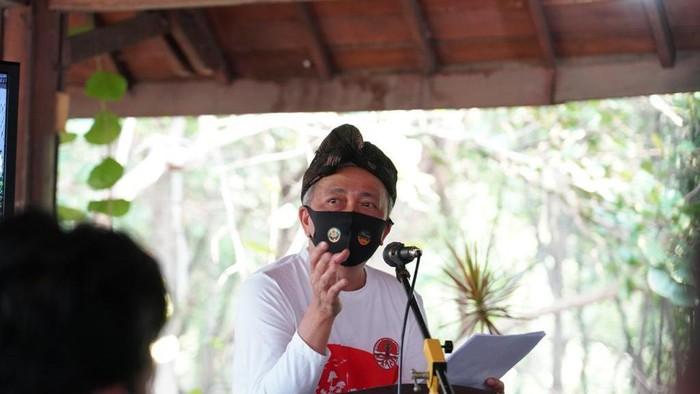 Direktur Jenderal Konservasi Sumber Daya Alam dan Ekosistem (KSDAE) KLHK Wiratno