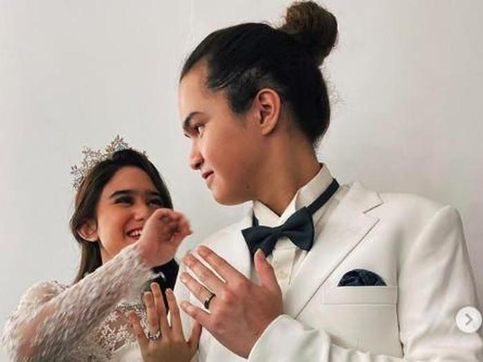 Dul Jaelani dan Tissa Biani nikah