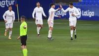 Madrid Vs Sociedad: 4 Pemain Los Blancos Kembali dari Cedera