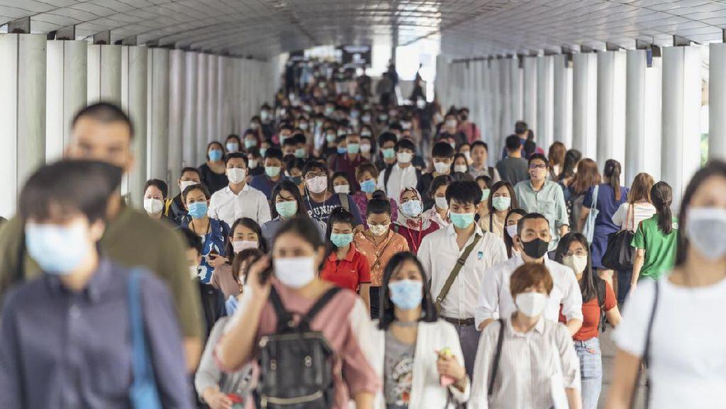 Pakar AS Soroti Ledakan Kasus COVID-19 di Indonesia