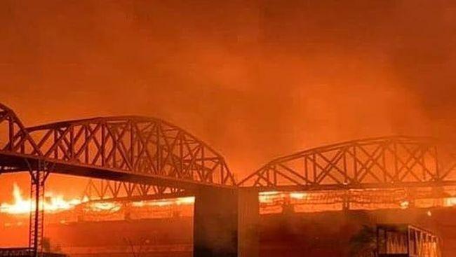 Sirkuit MotoGP Argentina Kebakaran, Peluang MotoGP Indonesia Terbuka?