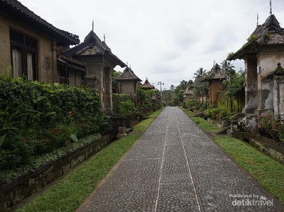 Cantiknya Desa Penglipuran, Desa Terbersih di Dunia