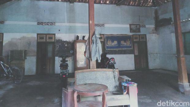 Rumah tua di Klaten yang dulunya jadi RS Darurat Dr Sardjito saat merawat pejuang luka-luka