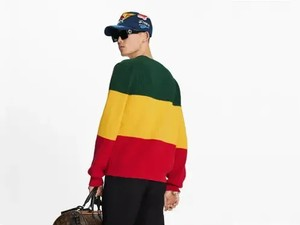 Louis Vuitton Dikritik, Bikin Sweater Jamaika Tapi Salah Warna Bendera