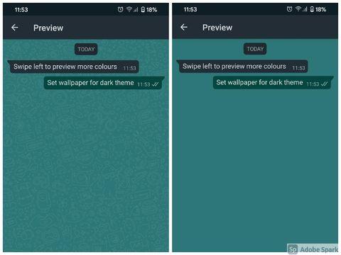 Advanced Wallpaper WhatsApp