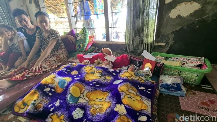 Bayi Kembar di Sukabumi