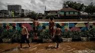 Cuaca Ekstrem, Banjir Masih Ancam Jakarta