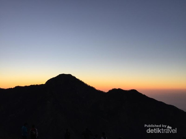 Rinjani via Torean