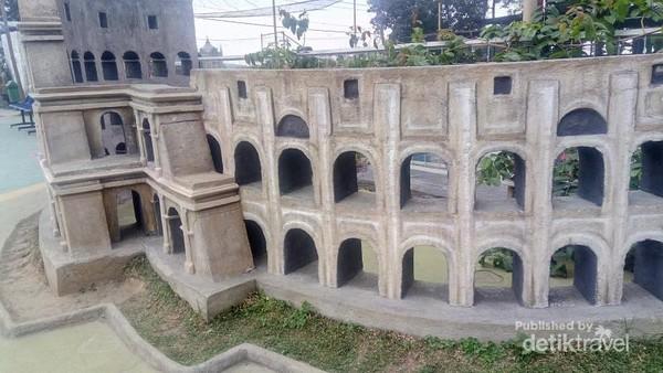 Miniatur Colosseum, Italia