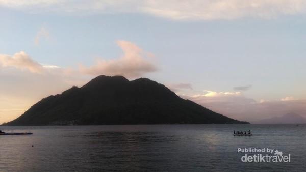 Lanskap Pulau Hiri