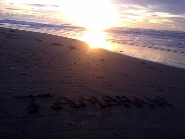 Pantai Werur Si Cantik Dari Papua