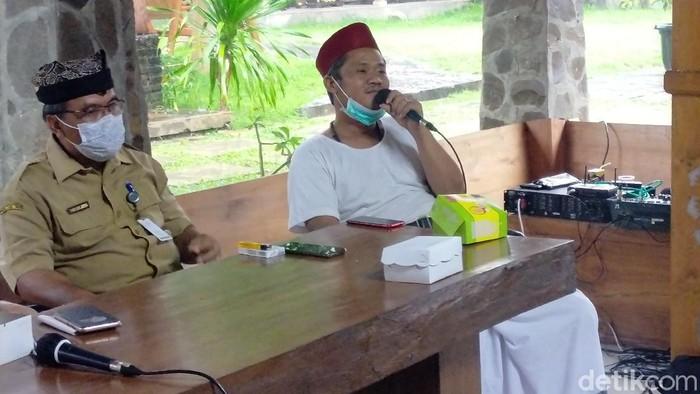 Ketua Umum Perdunu Indonesia Gus Abdul Fatah Hasan