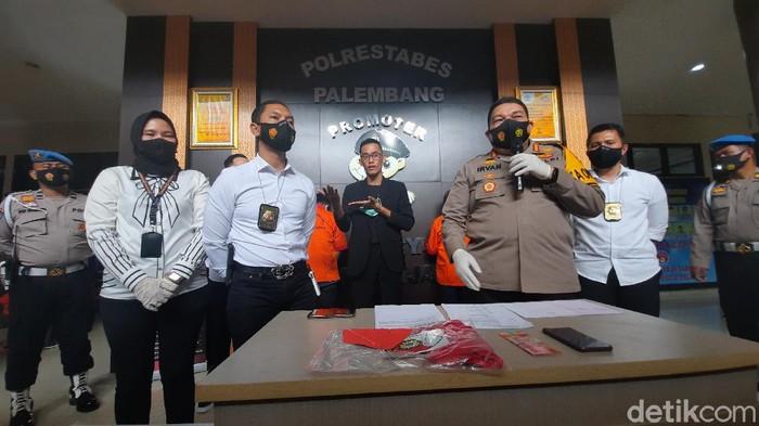 Konpers Polrestabes Palembang