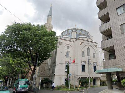 Megahnya Masjid Terbesar di Jepang, Tokyo Camii