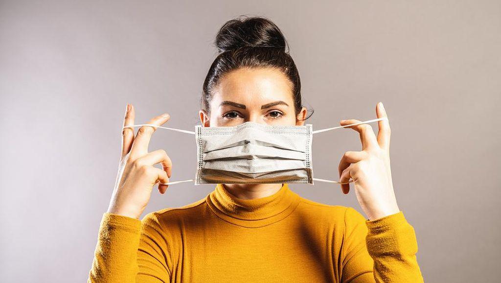 Varian COVID-19 B117 di Depan Mata, Kemenkes: Jangan Asal Pakai Masker