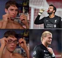 Meme Liverpool